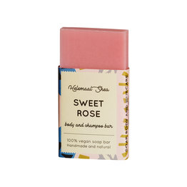 Sweet rose body and shampoo bar - Mini
