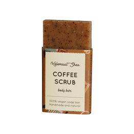 Koffie scrubzeep  - Mini
