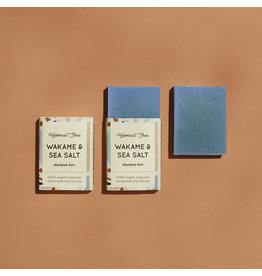 Wakame & Sea salt Shampoo bar - Mini