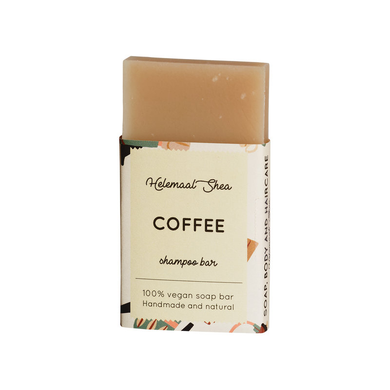 Coffee shampoo bar - Mini