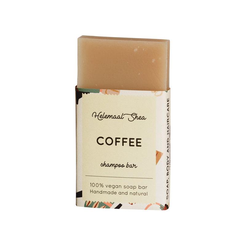 Koffie haarzeep - Mini