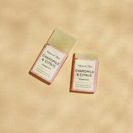 HelemaalShea Chamomile & Citrus shampoo bar - Mini