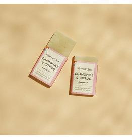 Feste Shampoo - Kamille und Zitrus - Mini