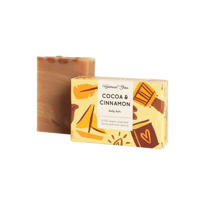 Duschseife - Kakao und Zimt
