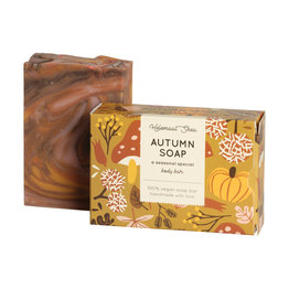 Seasonal special - Autumn soap