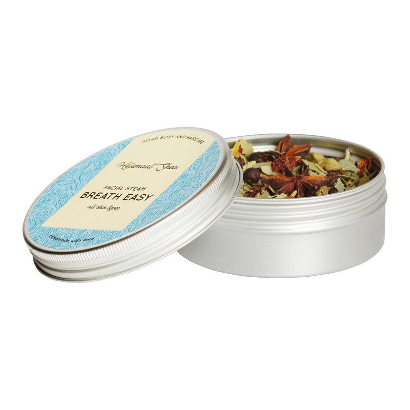Facial Steam Herbs - breathe easy