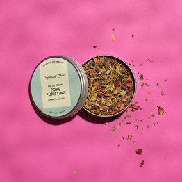 HelemaalShea Facial Steam Herbs - Pore Purifying