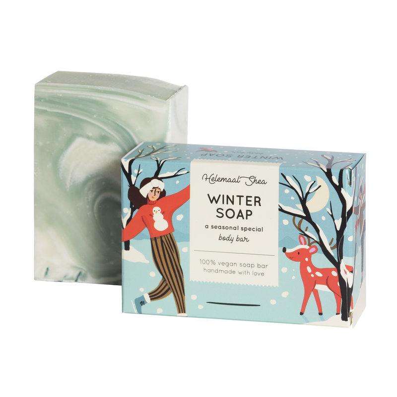 Saisonale Spezial - Winter Duschseife