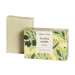 Olive & Laurel soap