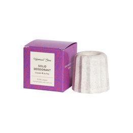 Vaste deodorant - nieuw formaat! - Lavendel & Tea tree