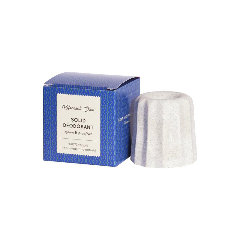 Solid deodorant - Cypress & Grapefruit - new size!