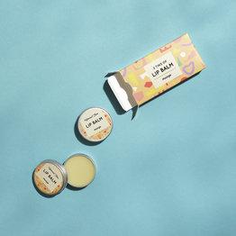 HelemaalShea Lipbalm - Mango - 2 tins