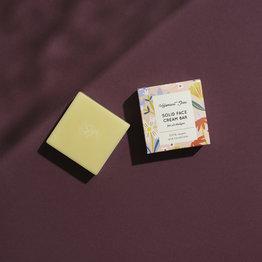 HelemaalShea Solid face cream bar