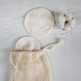washable facial pads