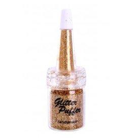 PXP PXP Glitter Puffer 5 ml Gold (Polyethylene terephthalate)