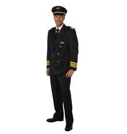 Thetru Piloot heer luxe, Zwart