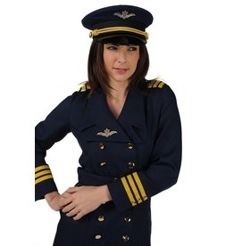 Thetru Piloot dame luxe, Marineblauw