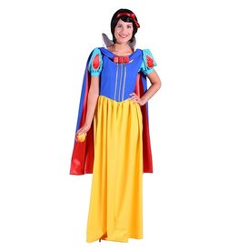 Thetru Kostuum Sneeuwwitje met cape,