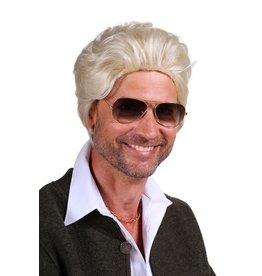 Thetru Pruike luxe Jeremy, Blond