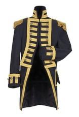 Thetru Jas ''Nelson'' Deluxe, Marineblauw, Jas