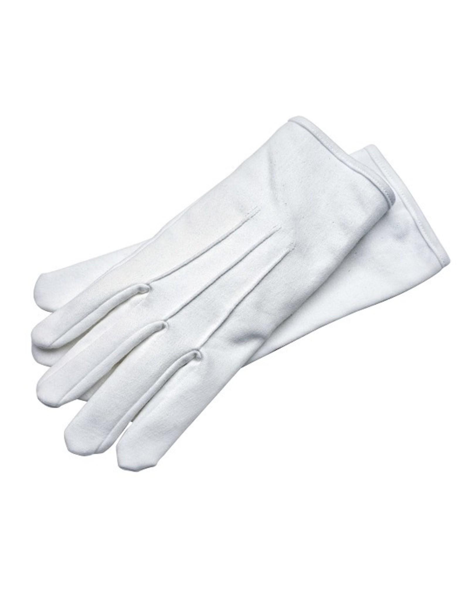 Thetru Witte handschoenen, Wit, Betere vorm en kwaliteit