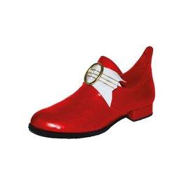 Funny Fashion Prinsen schoenen Tom rood
