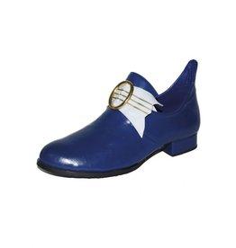 Funny Fashion Prinsen schoenen Tom blauw