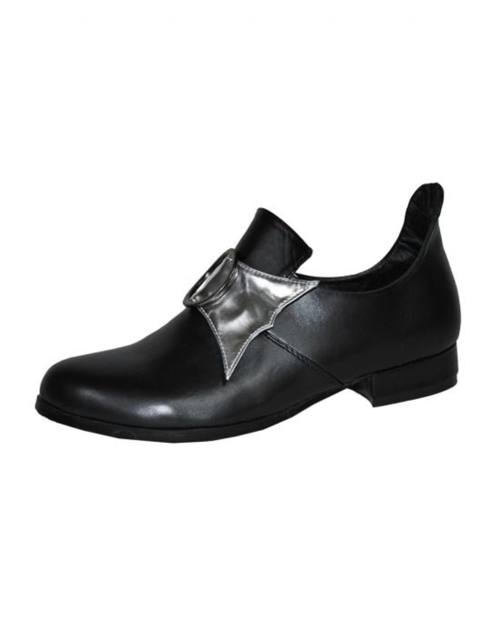 Funny Fashion Prinsen schoenen Tom zwart
