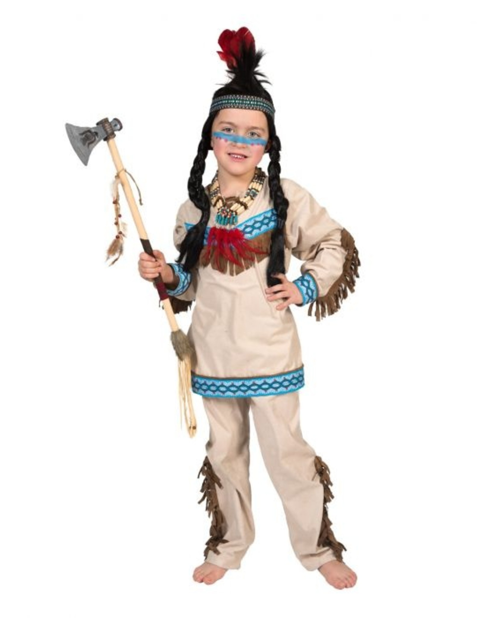 Funny Fashion Indianer Tahmoh Kind