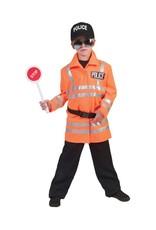 Funny Fashion Politieagent Ollie kind
