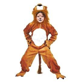 Funny Fashion Leeuw Sinba kind verkleedkleding