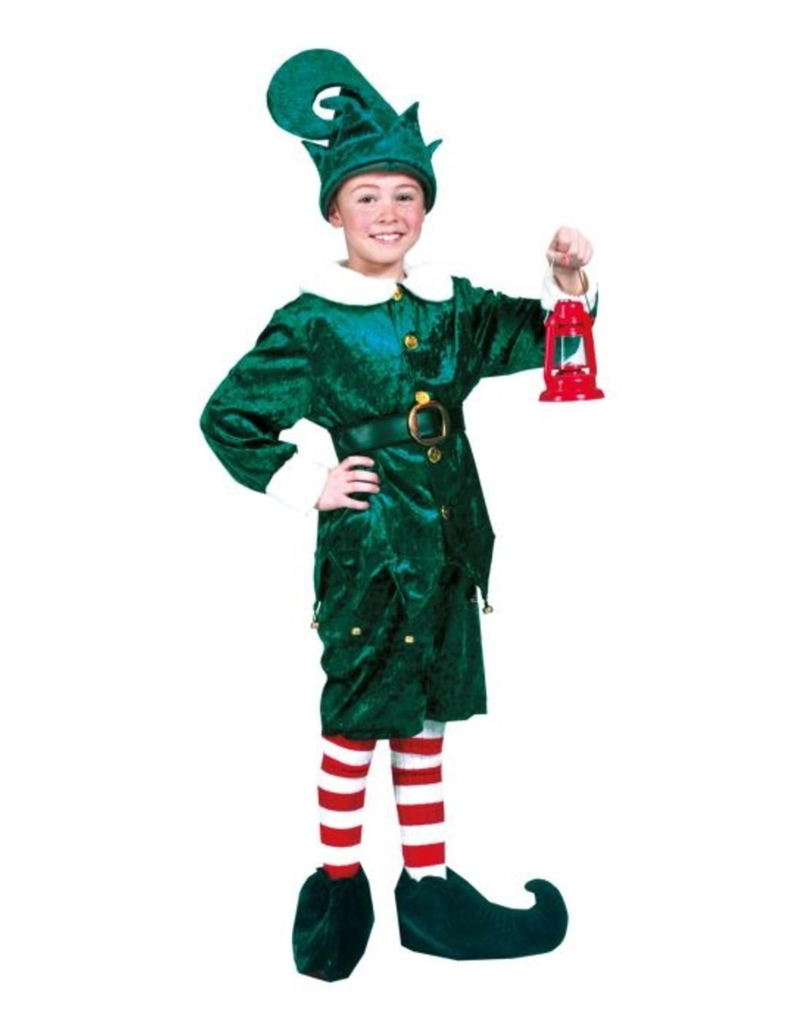 Funny Fashion Elf kostuum Kerstmis kind