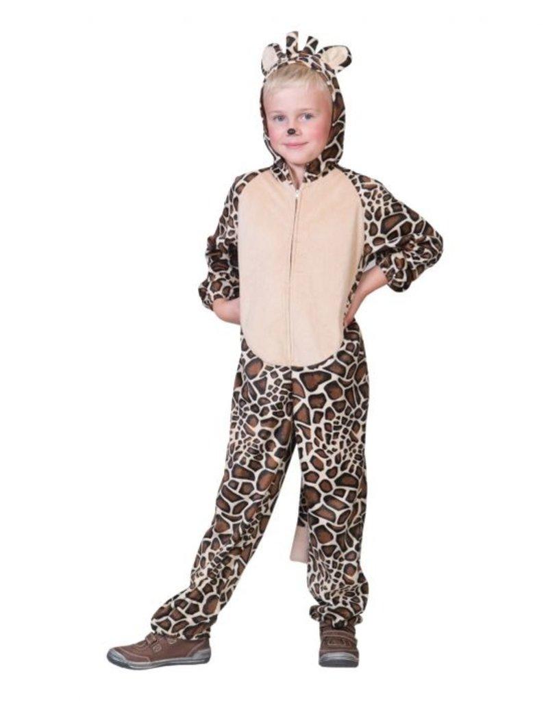 Funny Fashion Giraffe overall kind verkleedkleding