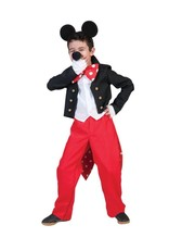 Funny Fashion Muis kostuum kind verkleedkleding