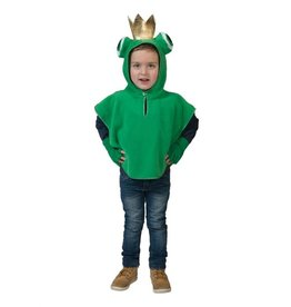 Funny Fashion Kikker kostuum cape kind baby
