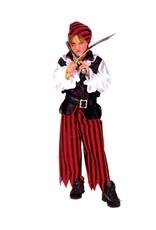 Funny Fashion Piraten kostuum Mason kind jongen