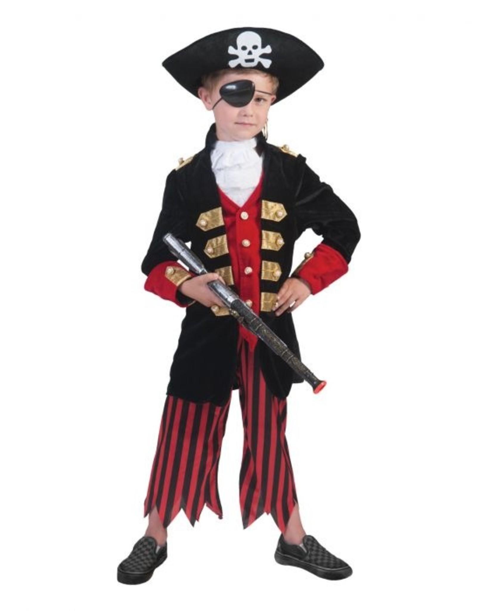 Funny Fashion Piraten kostuum Florian kind jongen