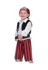 Funny Fashion Piraat kostuum Flo jongen baby