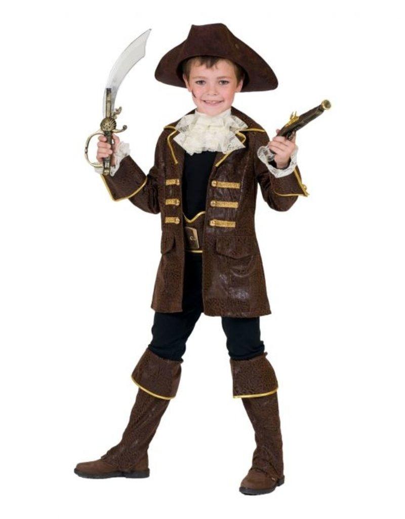 Funny Fashion Piraat Francis kostuum kind jongen