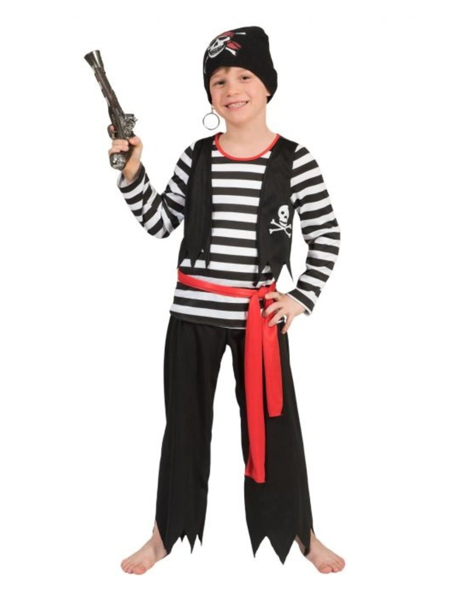 Goede Piraten kostuum Stefan kind jongen - Handelsonderneming Bomhoff IE-41