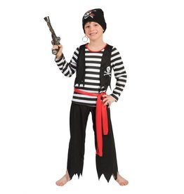 Funny Fashion Piraten kostuum Stefan kind jongen
