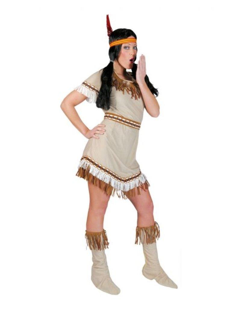Funny Fashion Indianen jurkje Cheyenne vrouw