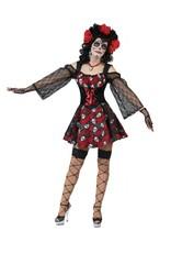Funny Fashion Mariola Muertos Jurk Day of the dead dames