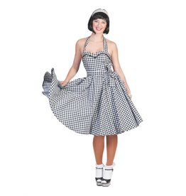 Funny Fashion Rock en roll jurk dames