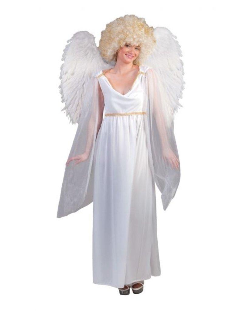 Funny Fashion Engel kostuum Mirjop dames