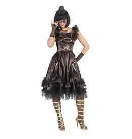 Funny Fashion Steampunk kostuum dames