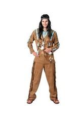 Funny Fashion Indianen outfit Anoki heren