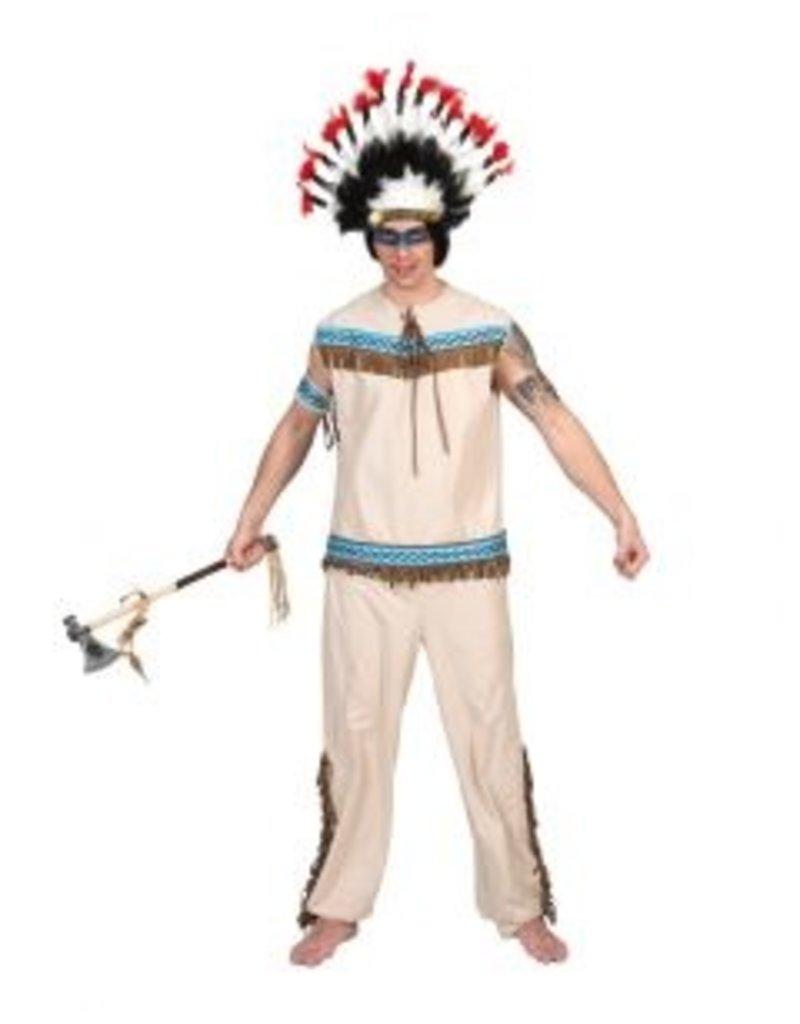 Funny Fashion Indianer Tahmoh