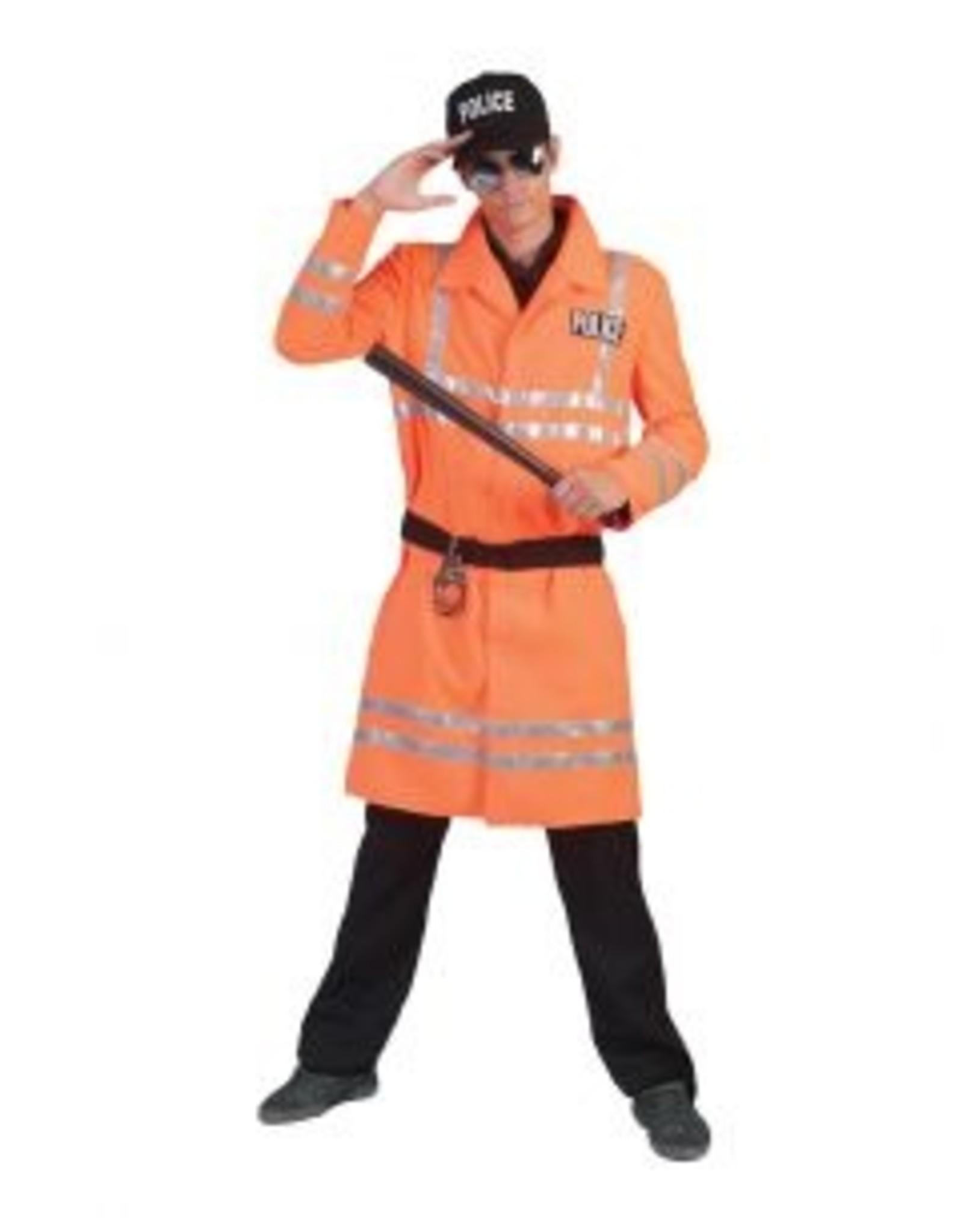 Funny Fashion Politieagent Ollie heren