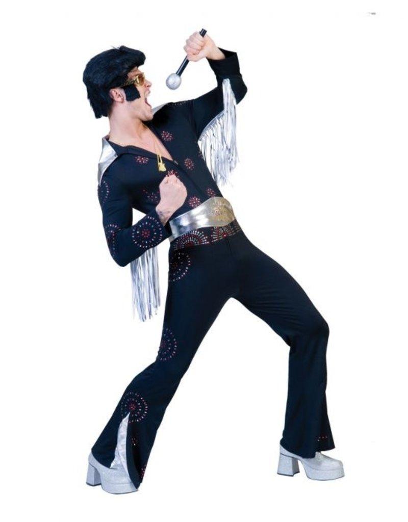 Funny Fashion Elvis Presley The King heren kostuum